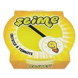 Слайм (лизун) Slime Mega, светится в темноте, желтый, 300 г S300-19