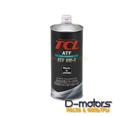 Трансмиссионное масло для автоматических коробок передач TCL ATF DW-1 (1л)