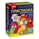Набор для изготовления фигур из теста Пластишка Маленькие Собачки Тдл-024