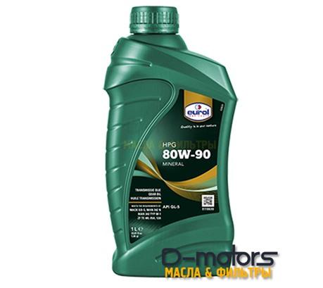 EUROL HPG SAE 80W-90 GL5 (1л.)