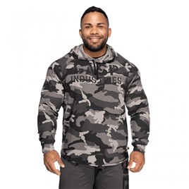 Кофта с капюшоном GASP Long Sleeve Thermal Hoodie, Tactical Camo