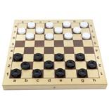 Игра настольная Десятое Королевство Шашки 30х30 см 2862