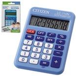 Калькулятор карманный Citizen LC-110NRBL 8 разрядов 250363