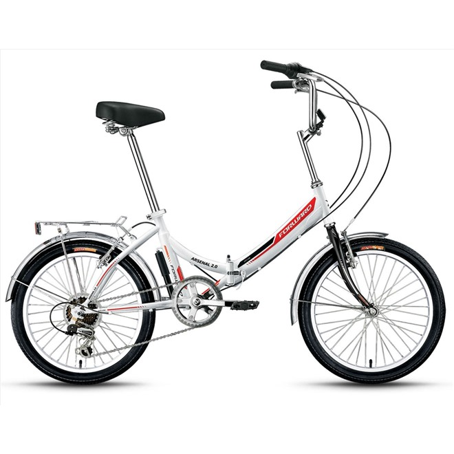 "Велосипед 20"" Forward Arsenal 2.0, интернет-магазин Sportcoast.ru"