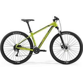 Велосипед Merida Big Nine 200 Glossy Olive (Green/Black) 2019, интернет-магазин Sportcoast.ru