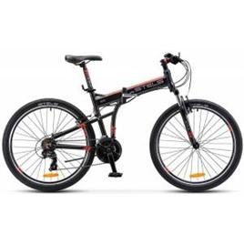 """Велосипед Stels 26"""" Pilot 970 V Серый/Красный, интернет-магазин Sportcoast.ru"""