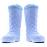 Сапоги зимние женские Woodline 990-45 голубые (-45C) (р.38-39)